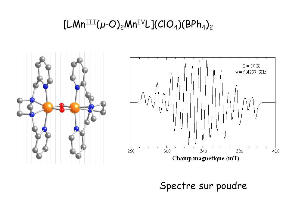 [LMnIII(µ-O)2MnIVL](ClO4)(BPh4)2